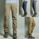 fresco carico esercito escursioni di pantaloni da uomo lavora pantaloni di