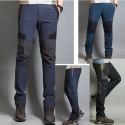 chladná přední linii triple klínové kalhotové mužů pěšího výletu Pant