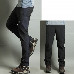 mænds vandreture bukser cool svede twist lomme bukse s