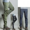 men's hiking pant's cool armor solid trouser's