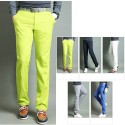 men's golf pants summer micro triple tag hip pocket