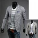 2 tasto multi-funzione collare giacca