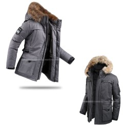 mens padding jacket expedition parka