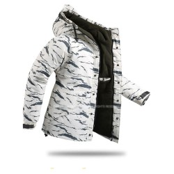 mens snow board jacket winter soldier safari