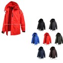 mens snow board jacket multi color ski