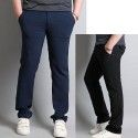 men's golf pant's spring side hip rubber point