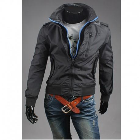 2 réteg férfi széldzseki kabát