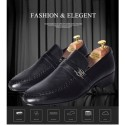 mens dress loafer shoes pendant qubic