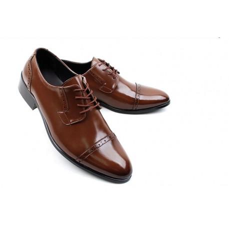 mens dress wedding shoes plain toe