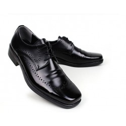 mens dress wedding shoes plain toe multi wing