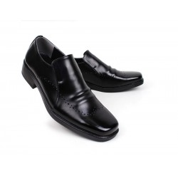mens dress wedding shoes loafer multi wing