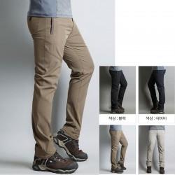 mens hiking pants ivory knee span