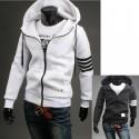 kişi hoodie Thom brown style Neoplan zip