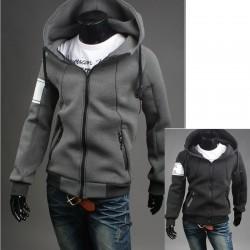 erkek hoodie kol bandı NEOPLAN fermuarını