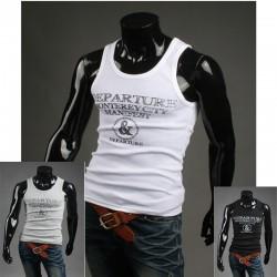 Herre shirt uden ærmer monterey city skjorter