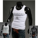 Männer-Tanktop monterey Stadt Shirts