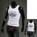 men's tank top tiger shirts