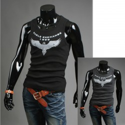 Miesten muskelipaita kotka vaihto paidat