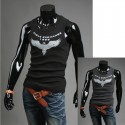 Mannen muscle-shirt eagle uitwisseling shirts