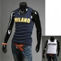 мъжки резервоар топ Milano ризи