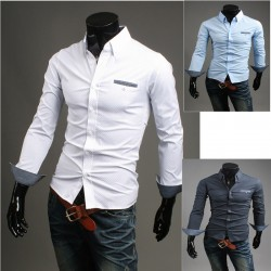 męskie wargi kieszeń dot druku koszulki
