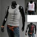 Ärmlös utrustning shirts