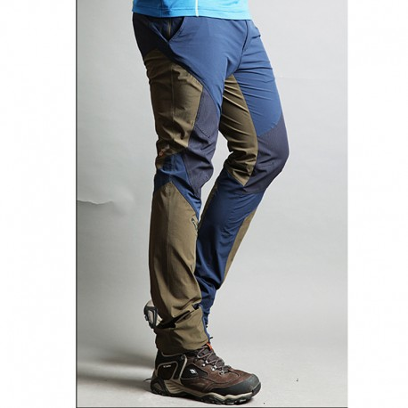 men's hiking pants solid design hi quality trousers